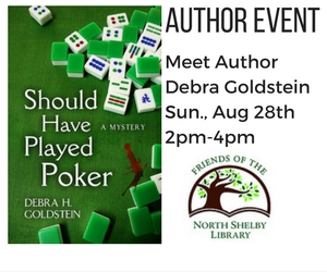 AUTHOR EVENT