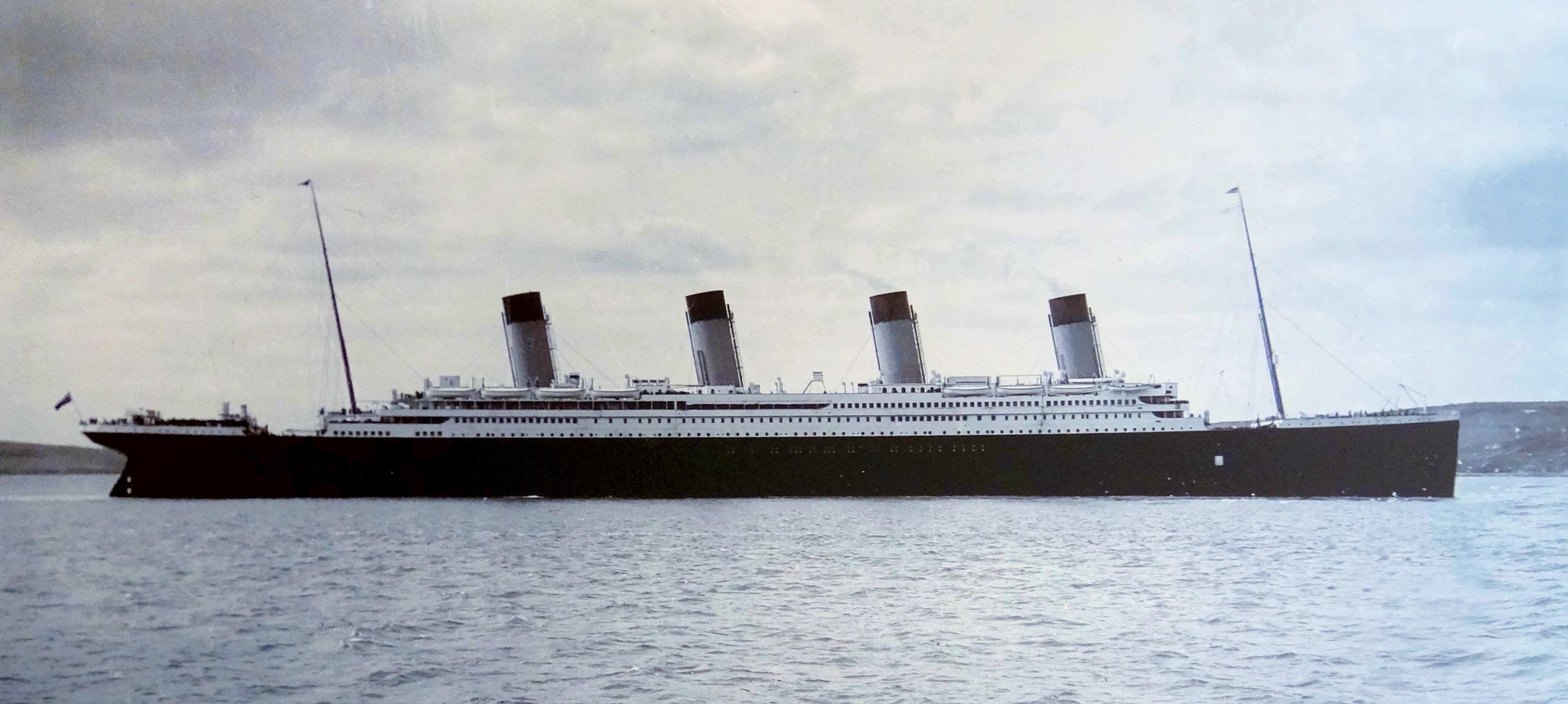 What the Titanic Was Really Like